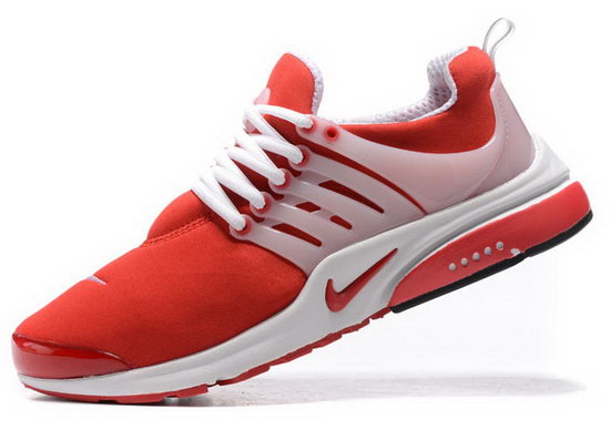 Mens & Womens (unisex) Nike Air Presto Red White 36-46 Korea